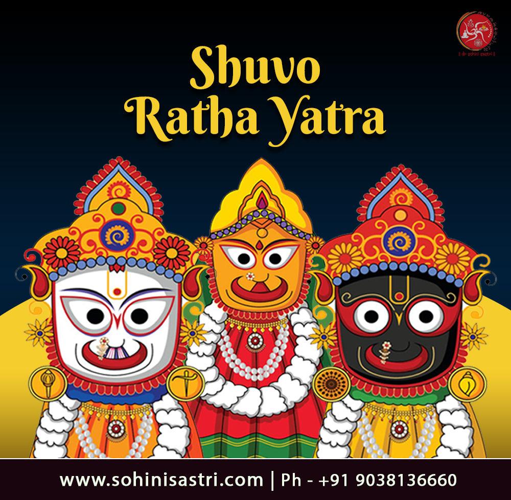 Best Astrologer in Delhi Describes Ratha Yatra – Legends and Benefits