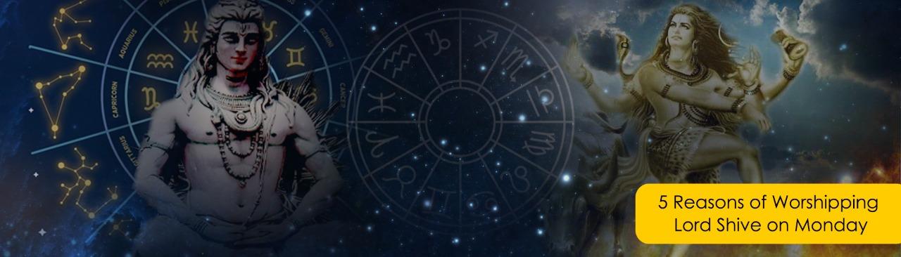 5 Reasons of Worshipping Lord Shiva on Monday