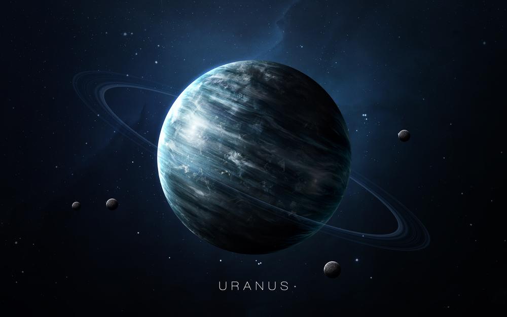 Uranus Stationary or Retrograde: Flight for Freedom