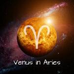 Venus in Aries: Competing or Desire?